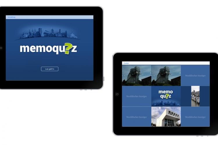Memoquiz App