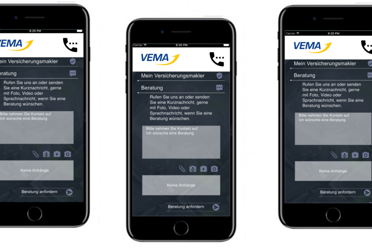 VEMA Makler App