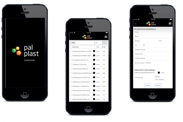 Pal Plast Business App